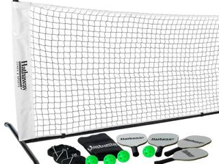 Blue Wave Deluxe Pickleball Game Set