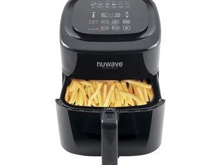 NuWave 4 5 Qt  Air Fryer   Retail 99 99