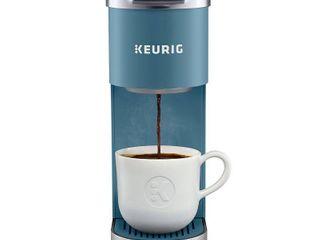 Keurig   K Mini Plus Single Serve K Cup Pod Coffee Maker   Evening Teal