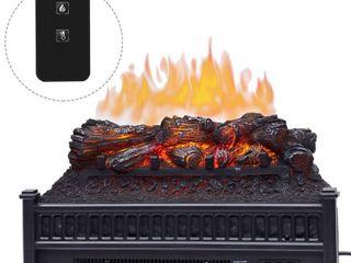 Electric Faux Fireplace 4777 BTU