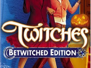 Twitches  Betwitched Edition  DVD  RETAIl  27 49    Great 90s Baby STOCKING STUFFER