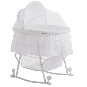 lacy Portable 2 in 1 Bassinet and Cradle  RETAIl  59 99