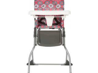 Cosco Simple Fold High Chair  Posey Pop  RETAIl  39 99