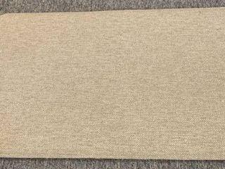 18 x30  linen Comfort Kitchen Mat Brown   Threshold  RETAIl  20 00