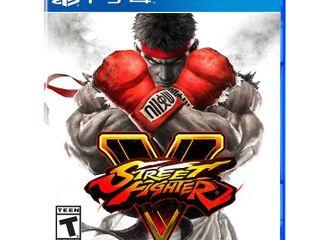 Street Fighter V   PlayStation 4  RETAIl  20 39