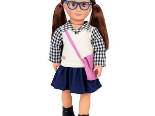 Our Generation 18 Inch School Doll   Adria  RETAIl  29 99