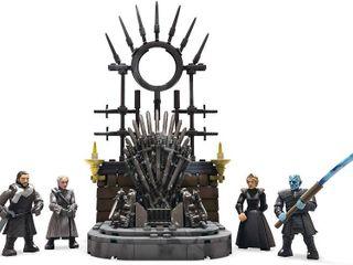 Mega Construx Game of Thrones The Iron Throne  RETAIl  29 99