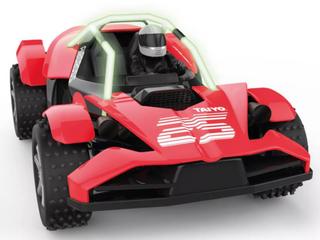 Taiyo Glow in the Dark Remote Control Buggy Car  RETAIl  12 99