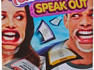 Game Mashups Taboo Speak Out Game  RETAIl  20 99