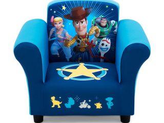 Disney Pixar Toy Story 4 Upholstered Chair   Delta Children  RETAIl  69 99