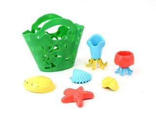 Green Toys Tide Pool Bath Set  RETAIl  19 99