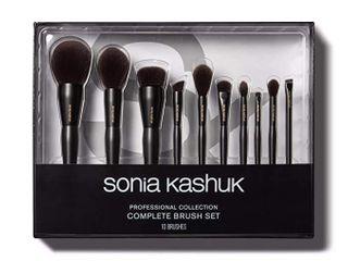 Sonia Kashuk Professional Complete Brush Set   10 Piece  RETAIl  50 00