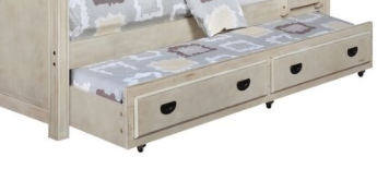 Taylor   Olive Monsella Antique White Twin Trundle Retail 499 99