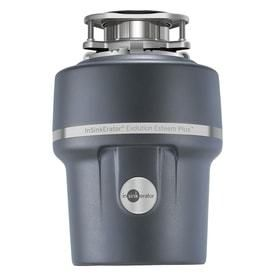 InSinkErator Evolution 1 HP Continuous Feed Noise Insulation Garbage Disposal