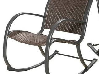 Gracie s Outdoor Wicker Rocking Chair by Christopher Knight Home Retail 175