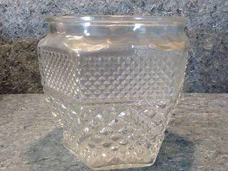 Wexford Crystal Bowl Vase