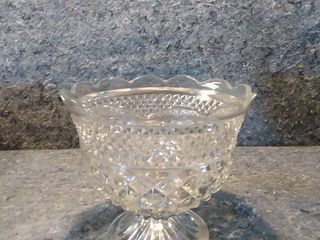 large Wexford Crystal Serving Bowl