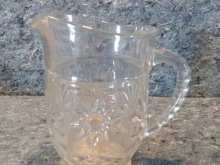 Small Serving Pitcher
