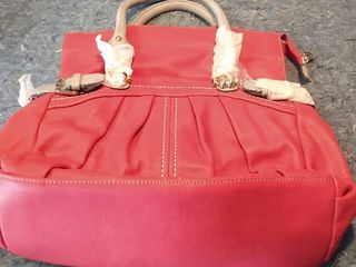 New MG Collection Red purse