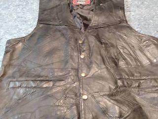 Pugs Gear leather Vest