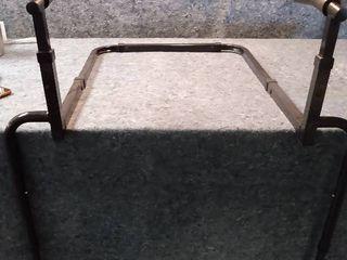 Black Adjustable Couch Assist Bar