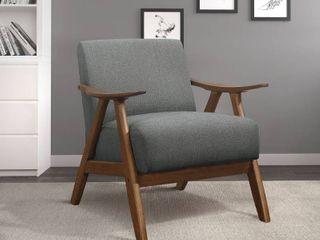 Dark Grey levine Accent Chair Retail  224 99