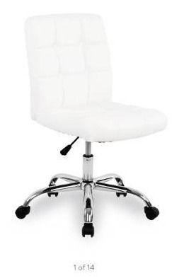 White EdgeMod Aria Task Chair Retail  129 99