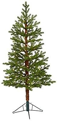 Green 5  5  Fairbanks Fir Christmas Tree with 150 Clear Warm lED lights Green Retail  127 99