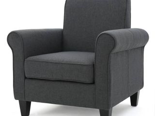 Freemont Fabric Club Chair by Christopher Knight Home  Retail 207 49