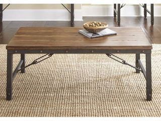 Alessa Coffee Table Carbon loft Judson Coffee Table Retail  175 49