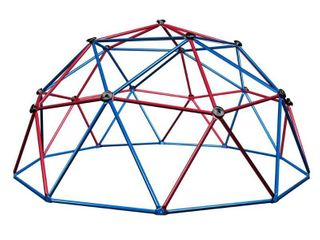 lifetime Geometric Dome Climber Play Center  Primary Colors