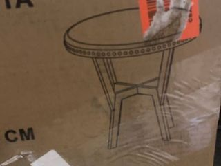 O K FURNITURE  END TABlE