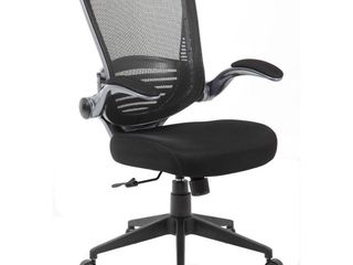 Boss Office Products Black Contemporary Task Chair
