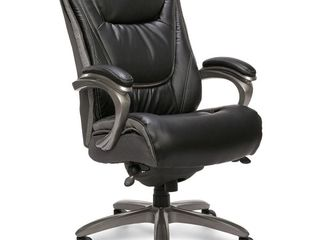 Serta Big and Tall Smart layers Executive Office Chair  Blissfully