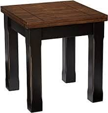 SIMMONS END TABlE