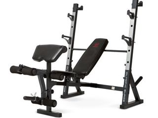 Marcy Olympic Bench  Weight Bench