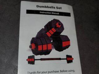 Dumbell Set