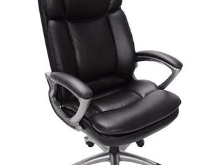 Serta   Big   Tall Executive Chair   Black