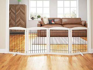 PAWlAND 96 inch Extra Wide Dog gate