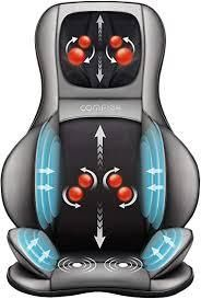 Comfier CF 2307A Air Compression Shiatsu Neck And Back Massager