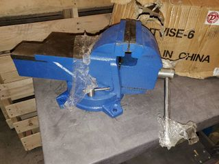 6  Table Vise