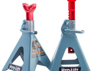 Pro lift T 6906D Double Pin Jack Stand   6 Ton