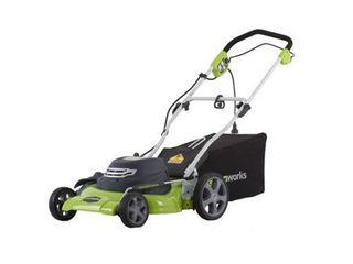 Greenworks 20 Inch 12 Amp Corded lawn Mower 25022