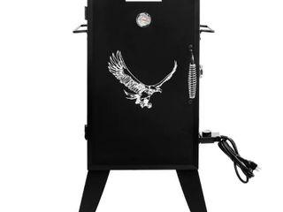 Royal Gourmet SE2801 Electric Smoker with Adjustable Temperature Control  Black