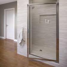 Framed Glass Swing Door