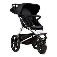 Mountain Buggy Terrain Premium Jogging Stroller  Solus  TER V3 49  One Size
