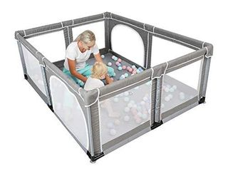 YOBEST Baby Playpen  large Playpen for Toddlers