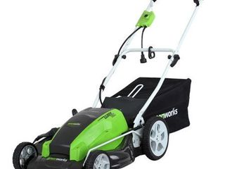 Greenworks 13Ah 21  Corded lawn Mower 2507702