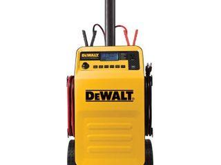 DEWAlT 70 Amp Wheel Charger with 200 Amp Engine Start