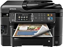 Epson printer workforce wf 3640